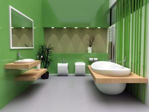 Deko fürs bad  Badezimmer Deko - Frische Gestaltungsideen fürs Bad - Dekoration