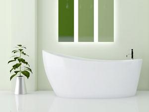 Kunstpflanzen Badezimmer