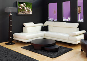 Deko wohnzimmer  Wohnzimmer Deko: Gestaltungsideen fürs Wohnzimmer - Dekoration