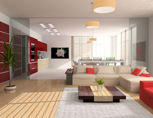 r ume dekoration raum deko ideen dekorative r ume. Black Bedroom Furniture Sets. Home Design Ideas
