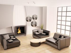 wohnzimmer deko: gestaltungsideen fürs wohnzimmer - dekoration